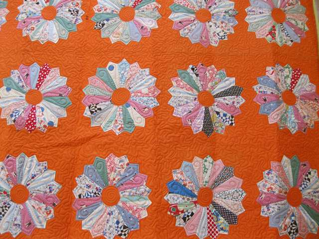 Antique Quilting Style