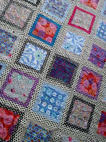 Modern Quilting Style