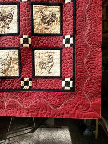 Traditional Quilting Style