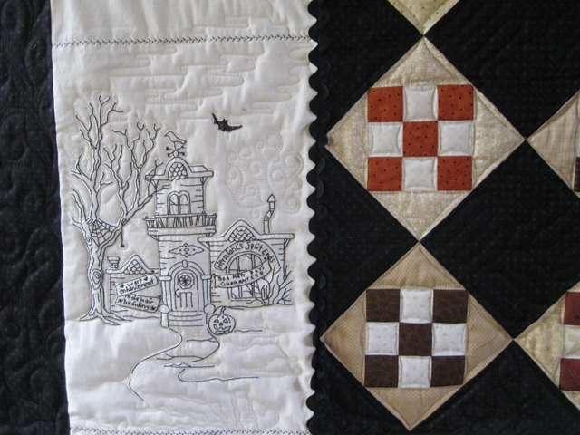 Whimsical Quilting Style